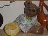 Teddy mit Anzug und Hut