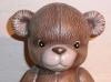 Sitzender Teddy