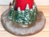Kerzenständer für große Kerzen (8cm)