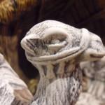 Krippe in alter Porzellan-Optik, Kamel